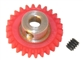 "Pro Slot PS-673-26 Polymer Axle Gears 48 Pitch 26T 1/8"" Axle BULK PACK"
