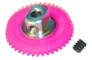 Pro Slot PS-676-42 Polymer Axle Gear 72 Pitch 42T 15 Degree Angled