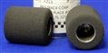 "Pro-Track PT289 1/24 SCALE Rear Tires 0.765"" x 0.900"" 3/32"" Axle Magnesium Hub"