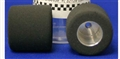 "Pro-Track PTN114 1/24 SCALE Rear Tires 1/8"" x 7/8"" X 0.910"" Natural Rubber"