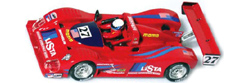 Racer RCR02P Car kit with painted body - Ferrari 333SP Lista Sebring 1999