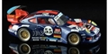 "Revo Slot RS0002 1/32 Analog RTR Porsche 911 GT2 Team Roock Racing 24 Hours of LeMans 1996 ""Wilkinson Sword"""