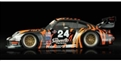Revo Slot RS0004 1/32 Analog RTR Porsche 911 GT2 Tiger Superflo #24 Tim Vargo 12 Hours of Sebring 1998