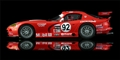 Revo Slot RS0022 1/32 Analog RTR Dodge Viper GTS-R #92 Team Oreca / Mobil 1