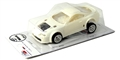 Revo Slot RS0029A 1/32 Analog RTR Toyota Supra White Kit - Type A
