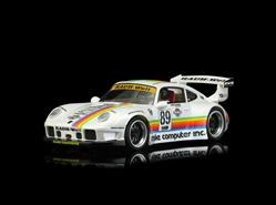 Revo Slot RS0048 1/32 Analog RTR Porsche 911 GT2 Apple White #89