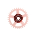 "SCALEAUTO SC-1143 33T SW Spur Gear for 3/32"" (2.37mm) Axles"