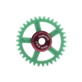 "SCALEAUTO SC-1144 34T SW Spur Gear for 3/32"" (2.37mm) Axles"