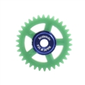 "SCALEAUTO SC-1154 34T SW Spur Gear for 3/32"" (2.37mm) Axles"