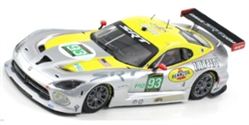SCALEAUTO SC-6036R 1/32 Analog SRT Viper GTSR #93 LeMans 2013
