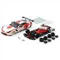 SCALEAUTO SC-6179A 1/32 Analog Chevrolet Corvette C7R GT3 Cup Edition White/Red