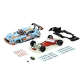 SCALEAUTO SC-6218c 1/32 Analog Mercedes-AMG GT3 Cup Edition Blue