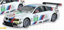 SCALEAUTO SC-7036 1/24 BMW M3 GT2 24 Hours LeMans 2011 #56