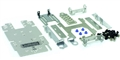 SCALEAUTO SC-8002c Adjustable LONG Wheelbase 1/24 Chassis Kit