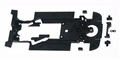 Slot.it SICS05T-60b Anglewinder Compatible EVO Rev b Chassis - Sauber C9 - IL / SW or AW