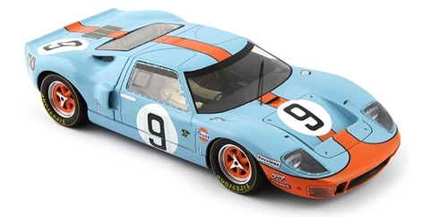 Limited Edition Lemans Winners Ford Gt  C B Larger Photo