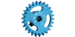 Slot.it SIGA1626E Aluminum AW Gear 26 Teeth