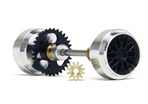 Slot.it SIKK09B AW Starter Kit 17.3 x 10mm Wheels Z12 Pinion Z32 AW Spur Gear