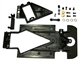 Sloting Plus SP001030 Reynard 2KQ EVO Chassis Kit SOFT