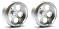 "Sloting Plus SP021113 Universal Wheels for 3/32"" axle 15 x 8.5mm"
