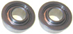 Sloting Plus SP058000 3mm ball bearings single flanged