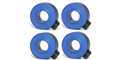 "Sloting Plus SP0611103 Universal Axle ""Stoppers"" for Ball Bearings and 3/32"" Axle x 4"