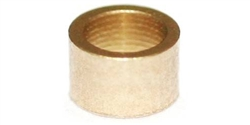 "Sloting Plus SP062205 2mm BRONZE axle spacers for 3/32"" axle x 20"