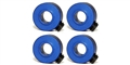 "Sloting Plus SP065101 Universal Axle ""Stoppers"" for Ball Bearings and 3mm Axle x 4"