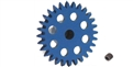 "Sloting Plus SP072328 28 Tooth Anglewinder Axle Gear 3/32"" Axle 16mm"