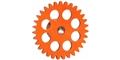 Sloting Plus SP074431 31 Tooth SIDEWINDER Axle Gear 16.8mm
