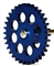Sloting Plus SP074734 34 Tooth SIDEWINDER Axle Gear 17.5mm