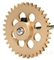 Sloting Plus SP074735 35 Tooth SIDEWINDER Axle Gear 17.5mm