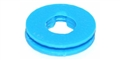 Sloting Plus SP079901 3D Printed Rear 4WD Drive Pulley 10mm Diameter BLUE