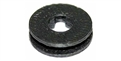 Sloting Plus SP079903 3D Printed Rear 4WD Drive Pulley 10mm Diameter BLACK