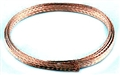 "Sloting Plus SP104125 Thin 0.25mm ""CB Racing"" Copper Braid - Bulk spool 1m"