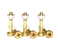 Sloting Plus SP114003 Long Brass Screws for Spring Suspension Kits