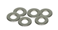 Sloting Plus SP150040 Stainless Steel Washers M2 x 4.3mm 20 pcs.