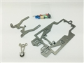 "Scale Racing SR-1001 ""Evolution"" Metal Chassis Kit ""A"""