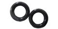 Super Tires ST1101RU Yellow Dog Urethanes - Scalextric NASCAR's ROUNDED SIDEWALLS