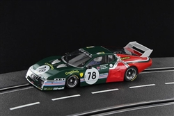 Racer SW51A Sideways Ferrari 512BB Group 5 24H. LeMans 24 Hours 1980