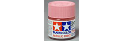 Tamiya TA81017 X-17 Pink Acrylic Paint - 23ml (0.8 fl. oz.) Bottle