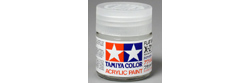 Tamiya TA81021 X-21 Flat Base Acrylic Paint - 23ml (0.8 fl. oz.) Bottle
