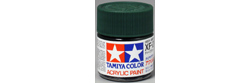 Tamiya TA81326 XF-26 Deep Green  Acrylic Paint - 23ml (0.8 fl. oz.) Bottle