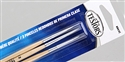 Testors TS8863C Premium Round Paint Brushes Package of 3