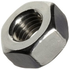 TSRF TSC06 Hex nut - #2-56 thread stainless steel - 3 pcs.  / car - price is each