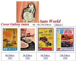 Professor Motor VSRN3 Drop ship (postpaid USA/Canado) Auto World Catalog CD '61, '62, '63 & '66