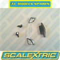 Scalextric W9193 Spare part for Scalextric to fit C2593 Opel Vectra