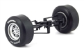 Scalextric W9330 Front Axle Assy A1 GP Cars