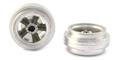 Pioneer WH124-SRDGS-2 American Racing Rear Wheels for Mustang/Camaro
