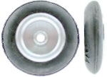 Wheels Etc WHE1514  Low Friction Fronts for #5-40 Threaded Axle